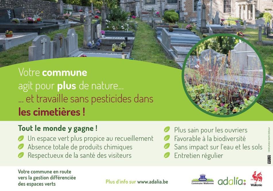 Votre commune travaille sans pesticides