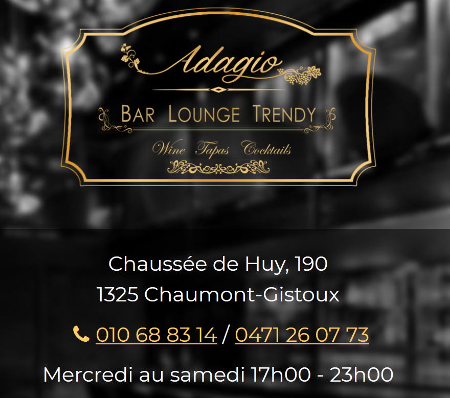 Adagio Bar Lounge