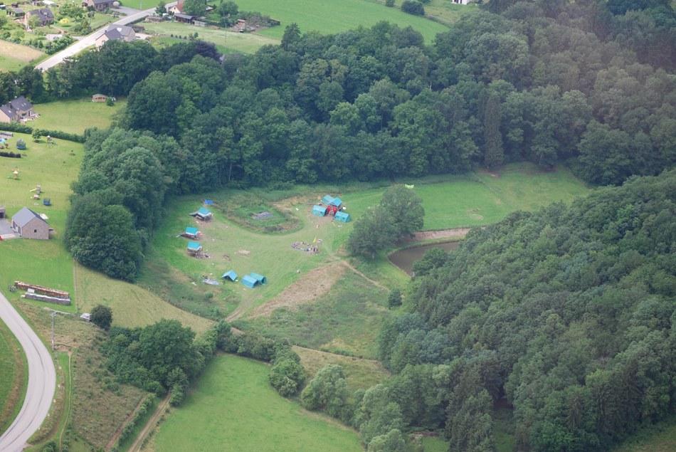 vue dans les airs camp 2013