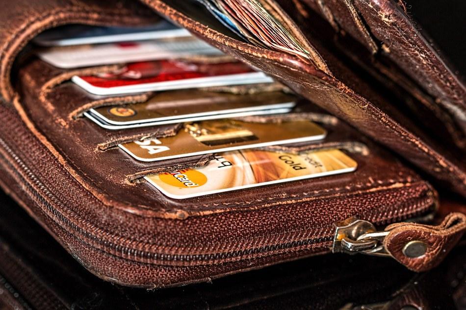 Portefeuille cartes